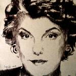"""Tyne Daly"" by Robbi"