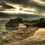 """""""Other view from tanah lot"""" by rickgondrong"""