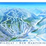 """Wildcat New Hampshire"" by jamesniehuesmaps"
