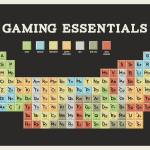 """Gaming Essentials"" by BrickHut"
