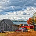 """""""The Farm on Cape Cod"""" by ginacormier"""