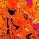 """""""orange"""" by VolkerBaecker"""