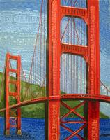 Golden Gate Bridge Tribal