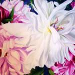 """Wilting Peonies"" by KellyEddington"