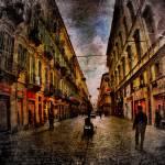 """""""Via Garibaldi, Torino"""" by rubicorno"""