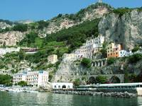 Morning in Amalfi
