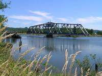 Raymond Railroad Bridge