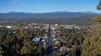 Bend, Oregon from Pilot Butte