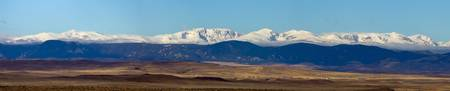 Bighorn Mountains and Pass