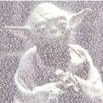 """Star Wars Yoda Quotes Mosaic"" by finalscore"
