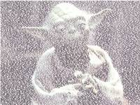 Star Wars Yoda Quotes Mosaic
