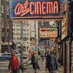 """The Art Cinema"" by Guentart"