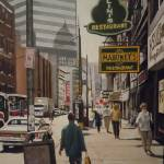 """Liberty Avenue In The 80s"" by Guentart"