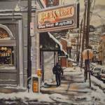 """James Street Restaurant"" by Guentart"