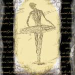 """Antique Ballet"" by cynthia"