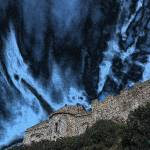 """Tarquinia: apse and walls"" by giuseppecoccofotografo"