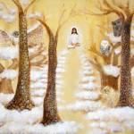 """Christ Child"" by ArtSamadhi"