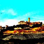 """Tarquinia: landscape (11)"" by giuseppecoccofotografo"