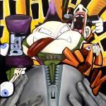 """""""Pressing Matters"""" by RobotGeisha"""