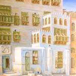 """Saudi Old Jeddah 02"" by yvonneayoub"