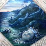 """Papadiamantis Seals Dirge"" by yvonneayoub"