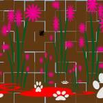 """""""Garden Wall"""" by dasiygirl"""