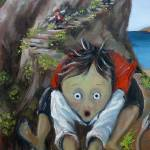 """Papadiamantis Demons Cove"" by yvonneayoub"