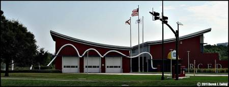 Reedy Creek Fire Department - Station 4