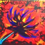 """Dark Lotus"" by artistmichaelbond"