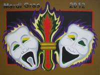 Mardi Gras 2012 Gold Edition