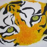 """Tiger Eyes IV"" by alancomardelle"