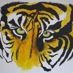 """Geaux Tiger"" by alancomardelle"