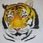 """Tiger I"" by alancomardelle"