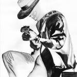 """""""Stevie Ray Vaughan"""" by NateWilliams"""