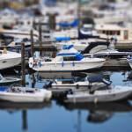 """Tiltshift Boats"" by bearcolor"