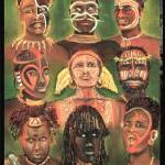 """Tribe"" by artbyione"
