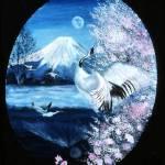 """Cherry Blossom Time"" by artbyione"