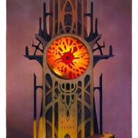 Barad-dûr Art Prints & Posters by Jeremy Owens