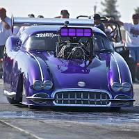 """Drag Car "" by Dave Koontz"