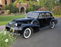 1939 Cadillace Estate Grounds