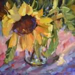 """Sabbath Song Sunflower"" by Dreama"