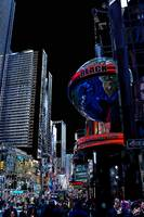 Times Square Gotham Style