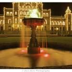 """Fountain on the Plaza"" by DoraKorzPhoto"