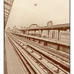 """125TH STREET STATION HARLEM"" by shaynaphotography"