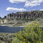 """Blue Mesa Reservoir, view 2"" by danfeather"