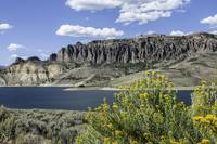 Blue Mesa Reservoir, view 2