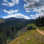 """Colorado Midland Centennial Trail Portrait"" by scingram"