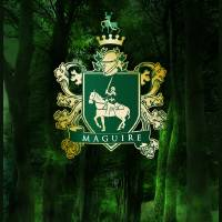 Maguire Family Crest Art Prints & Posters by Joseph Maguire
