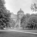 """michigan-uofm-mainbldg-1900-1915"" by North22Gallery"