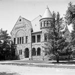 """michigan-uofm-newberryhall-1890-1900"" by North22Gallery"